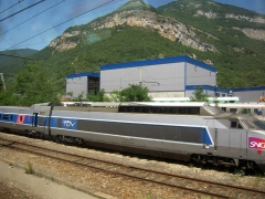 Gare -  Voici un sujet hautement confidentiel à la SNCF: la démolition   des premiers TGV! La société nationale n'a jamais mentionné qu'elle en a déjà sorti six de sa flotte en 2012.