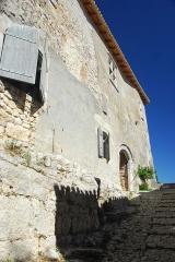 Château de Simiane - Deutsch: Chateau de Simiane-la-Rotonde, Wohngebäude Herrensitz von SW