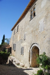 Château de Simiane - Deutsch: Chateau de Simiane-la-Rotonde, Wohngebäude Herrensitz von SO