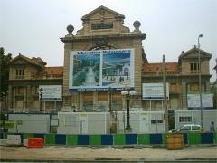 Ancienne gare du Sud -  Gare du Sud, Nice.