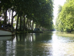 Canal du Midi -  Canal du Midi - Bram