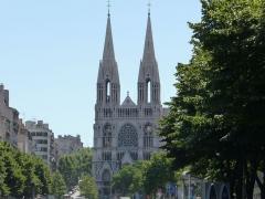 Eglise Saint-Vincent-de-Paul-Les Réformés -  Église Saint-Vincent-de-Paul, Marseille
