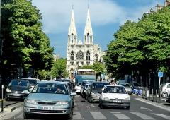 Eglise Saint-Vincent-de-Paul-Les Réformés -  Марсель