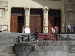 Basilique Sainte-Thérèse - Français:   BASILIQUE DE LISIEUX.30 CALVADOS