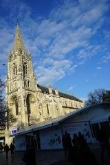 Eglise Saint-Martial - Français:   lors 44e festival international de la Bande Dessinée et l\'espace polar SNCF.