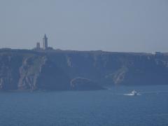 Phares du Cap Fréhel -  la Cap Fréhel depuis Fort-la-Latte