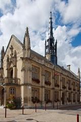 Mairie - Français:   Hôtel de ville de Breteuil-sur-Iton