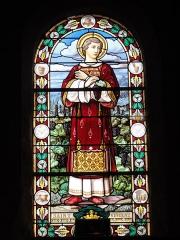Ateliers de fabrication de vitraux, dits Ateliers Lorin - English: Lailly-en-Val (Loiret) Église, vitrail 10