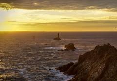 Phare de la Vieille - English: Cape Pointe du Raz, Brittany, France