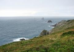 Phare de la Vieille - La pointe du Raz. Finistère.