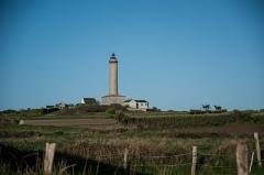 Phare de l'île de Batz - Deutsch: Leuchtturm auf der Île de Batz