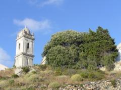 Ensemble paroissial Saint-Sylvestre, -  Cap Corse - the church of Camera