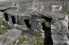 Aqueduc de Nîmes -  Nîmes, Castellum Aquae (1. Jhdt.n.Chr.)