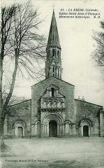 Eglise Saint-Jean d'Etampes - French photographer