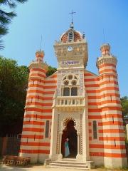 Chapelle Sainte-Marie-du-Cap - Villa algérienne