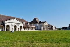 Saumoduc de Salins-les-Bains - Arc-et-Senans - Deutsch: Königliche Saline, Arc-et-Senans, Département Doubs, Region Franche-Comté (heute Burgund-Franche-Comté), Frankreich