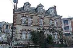 Chocolaterie Poulain - Français:   Maison d\'Auguste Poulain - chocolaterie Poulain, Blois, France.