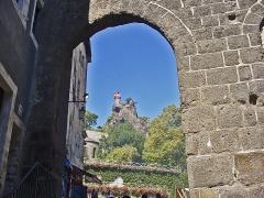 Statue de Notre-Dame de France -  Le Puy-en-Velay (Haute-Loire, France), statue de Notre-Dame-de-France.