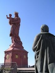 Statue de Notre-Dame de France -  Le Puy-en-Velay, Notre-Dame de France