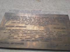 Ossuaire de Douaumont - Nederlands: 70e verjaardag Ossuaire de Douaumont