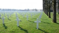 Cimetière américain et la chapelle de Meuse-Argonne - English: Verdun, Montfaucon, American Monument, American Cemetery World War 1, France