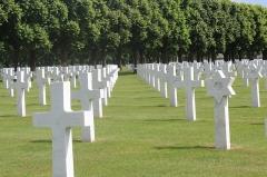 Cimetière américain et la chapelle de Meuse-Argonne - English: World War I Meuse-Argonne American Cemetery