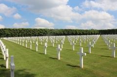 Cimetière américain et la chapelle de Meuse-Argonne - English: World War I Meuse-Argonne American Cemetery and Memorial
