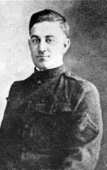 Cimetière américain et la chapelle de Meuse-Argonne - English: William Sawelson - WWI Medal of Honor recipient.