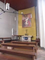 Eglise Saint-Pierre-Saint-Paul - Français:   Église Saint-Pierre-Saint-Paul de Maubeuge chapelle