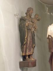 Eglise Saint-Pierre-Saint-Paul - Français:   Église Saint-Pierre-Saint-Paul de Maubeuge statue