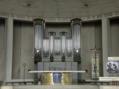 Eglise Saint-Pierre-Saint-Paul - Français:   Église Saint-Pierre-Saint-Paul de Maubeuge autel