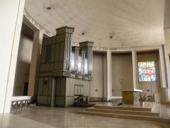 Eglise Saint-Pierre-Saint-Paul - Français:   Église Saint-Pierre-Saint-Paul de Maubeuge orgue
