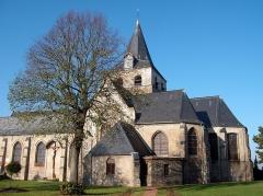 Eglise Saint-Folquin -  Eglise de Pitgam