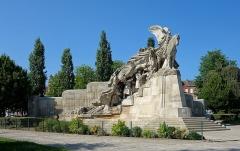 Monuments aux morts dit Monument de la Victoire - Français:   Monument de la Victoire de Tourcoing.