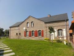 Anciens bureaux de la compagnie de mines de Thivencelles et Fresnes-Midi - French photographer and Wikimedian