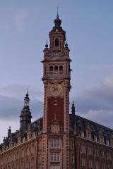 Chambre de Commerce et d'Industrie -  Beffroi de la Chambre de commerce de Lille