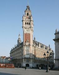 Chambre de Commerce et d'Industrie -  Chambre de Commerce & d'Industrie de Lille