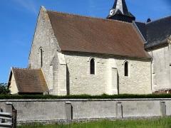 Eglise Saint-Lucien - Français:   Église Saint-Lucien de Litz - voir titre.