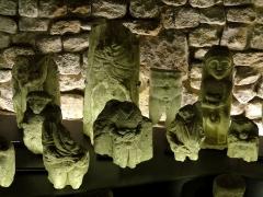 Temple gallo-romain de la forêt d'Halatte - Français:   Ex-voto gallo-romain de Halatte.
