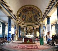 Eglise Saint-Pierre - Français:   Mortrée (61)