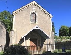 Temple protestant - Français:   Temple protestant de Bagnères-de-Bigorre (Hautes-Pyrénées)