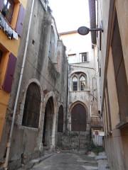 Couvent des Dames de Saint-Sauveur - Català: Antiga sala capitular del convent
