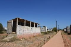 Camp Joffre, dit Camp de Rivesaltes - Català: Memorial de camp de Ribesaltes agost 2017