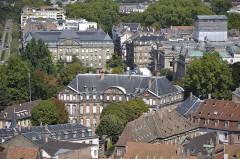 Ancien bâtiment ministériel (est) , Préfecture du Bas-Rhin -  Starsbourg