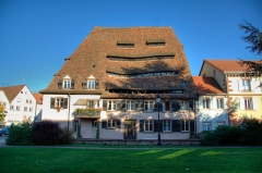 Ancien hôpital dit Maison du sel -  Wissembourg, Das Salzhaus