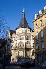 Palais des Fêtes -  Strasbourg, France.