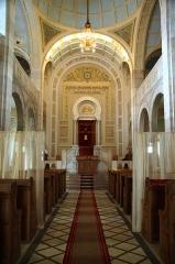 Patrimoine juif de la commune - Français:   Thann (Haut-Rhin) la synagogue