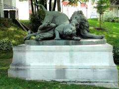 Parc thermal - English: