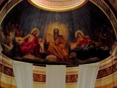 Église Saint-Denis-du-Saint-Sacrement -  Eglise Saint-Denys-du-Saint-Sacrement, rue de Turenne in Paris- Inside the church