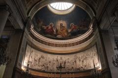 Église Saint-Denis-du-Saint-Sacrement - Español: París, Saint Denis du Saint-Sacrement. Interior.